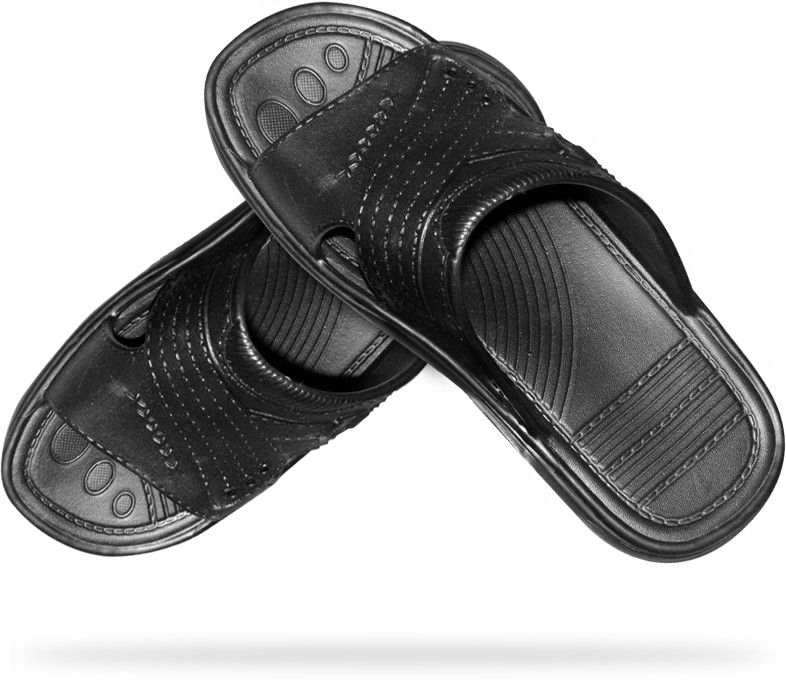 Black Anti Static Shoes Comfortable ESD EVA Compound Moulding Slippers
